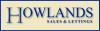 Howlands Estate Agents, Bagshot logo