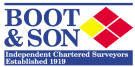 Boot & Son Chartered Surveyors, Cannock logo