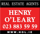 Henry O'Leary Auctioneers and Real Estate Agents, Cork details