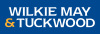 Wilkie May & Tuckwood, Minehead logo