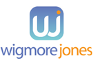 Wigmore Jones, London logo