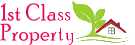 1st Class Property, Romford branch logo
