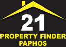 21 Property Finder Paphos, Paphos logo