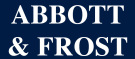 Abbott & Frost, Burnham-On-Sea branch logo