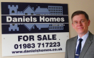 Daniels Homes Estate Agency, Isle of Wight logo