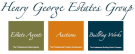 Henry George Estates, Sidcup branch logo