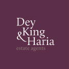 Dey King and Haria Estate Agents, Watford logo