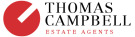 Thomas Campbell Estate Agents, Boston logo