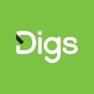 Digs Property Ltd, Falmouth branch logo