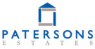 Patersons Estates, London branch logo