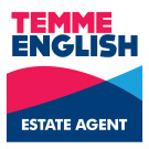 Temme English, Wickford logo