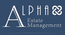 Alpha Estate Management, London branch logo