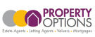 Property Options Sales & Lettings, Derby branch logo