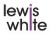 Lewis White, Reigate logo