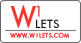 W1 Lets, London logo