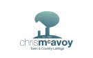 Chris McAvoy Lettings, Atherstone branch logo