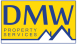 DMW Property Services, Mapperley logo