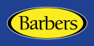 Barbers, Whitchurch logo