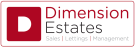 Dimension Estates, London branch logo