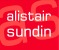 Alistair Sundin , Whitley Bay logo
