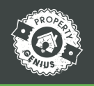 Property Genius Ltd, Wilmslow branch logo