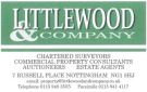 Littlewood & Company, Nottingham branch logo