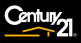 Century 21, Gants Hill logo