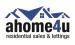 A Home 4 U, Prescot logo