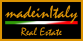 MadeinItaly Real Estate, Florence logo