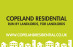 Copeland Residential, Durham logo