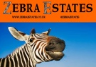 Zebra Estate Agents, Essex logo