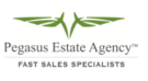 Pegasus Estate Agency, National branch logo