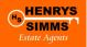 Henrys Simms, Heanor logo