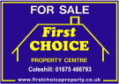 First Choice Property Centre Ltd, Coleshill branch logo