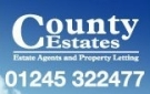 County Estates, South Woodham Ferrers branch logo