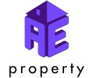 A and E Property, London branch logo