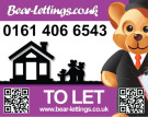 Bear Lettings , Bredbury logo