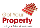 Got Your Property, Canary Wharf branch logo