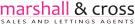 Marshall & Cross, Wellingborough logo