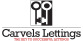 Carvels Lettings, Norwich logo