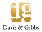 Davis & Gibbs Ltd, Oval branch logo