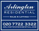 Arlington Residential , St Johns Wood  branch logo