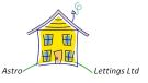 Astro Lettings, London branch logo