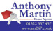Anthony Martin Estate Agents, Bexleyheath logo