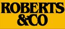 Roberts & Co, Usk logo