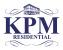 KPM Residential, Glasgow logo