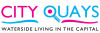 City Quays , Canada Water logo