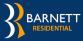 Barnett Residential, Ilford, Essex logo