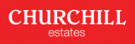 Churchill Estates, South Woodford branch logo