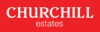 Churchill Estates, Loughton logo